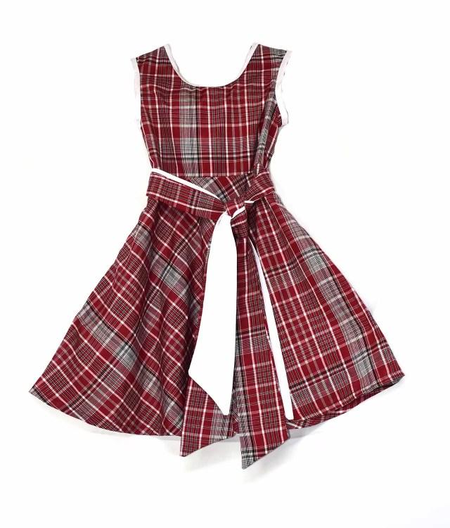 Bandana Dress (Size 5-6)