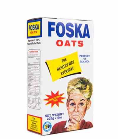 Foska Oats (6 pack)