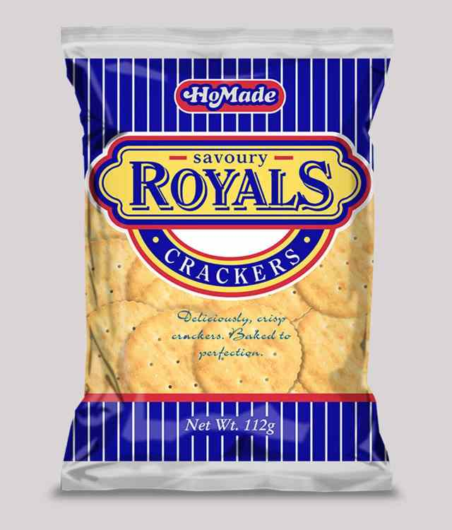 Homade Royals Crackers (6pk) – So Delicious – Buy now