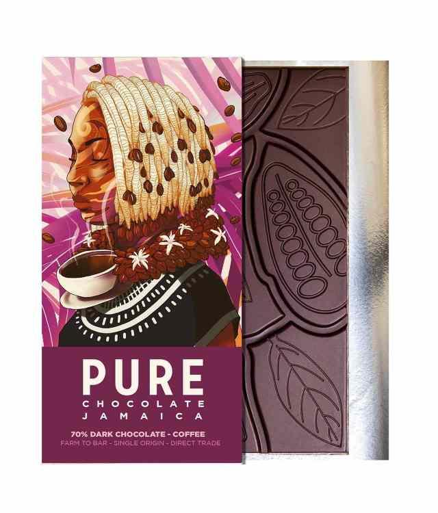 Pure Chocolate Jamaica (1.76 oz ) New