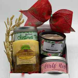 Candle Mix Gift Box (4 candles) Heavenly - Buy Now!