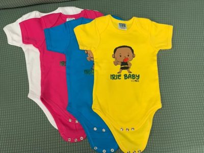 Jamaican baby clothes