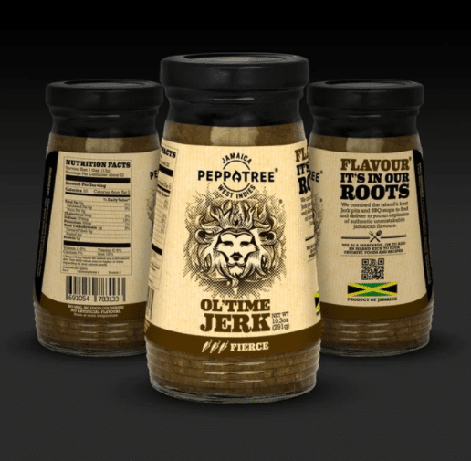 Peppatree Jerk Spice 3pk. – new