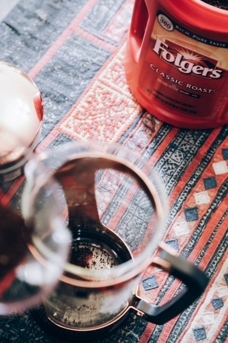 Share a Cup with Folgers