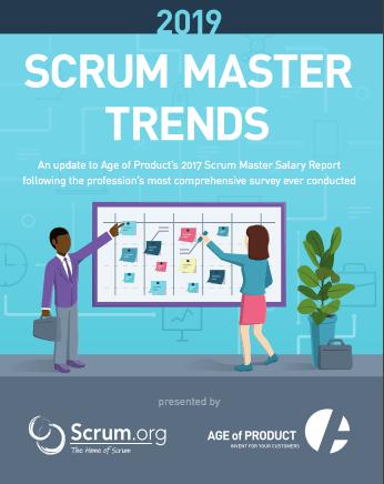 2019 Scrum Master Trends