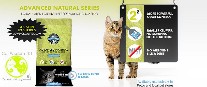Natural Pine Cat Litter Review
