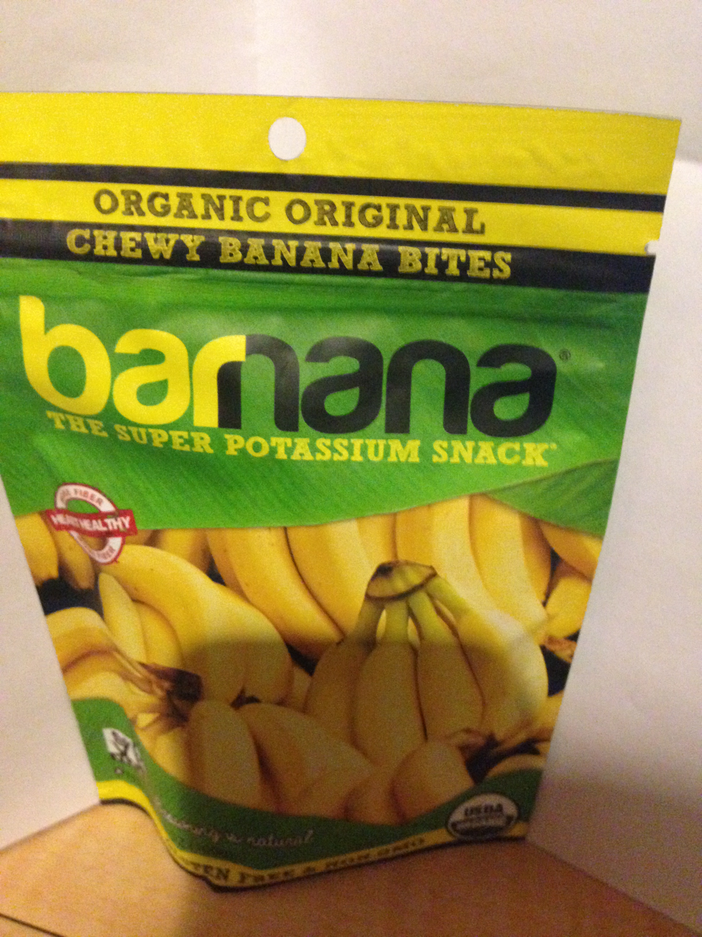 Barnana Chewy Banana Bites | Things That Make People Go Aww