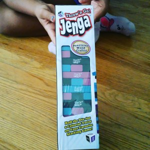 Throw'n Go Jenga-Winning Moves