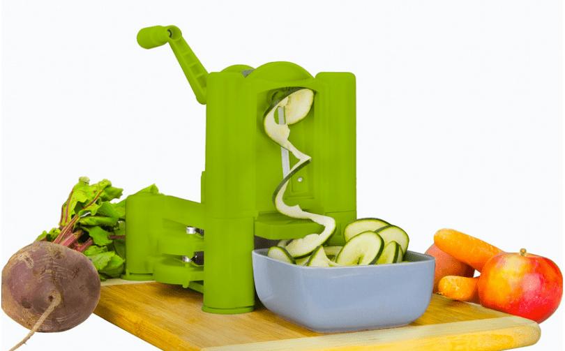 Brieftons ri-Blade Spiralizer-Vegetable Spiral Slicer-2