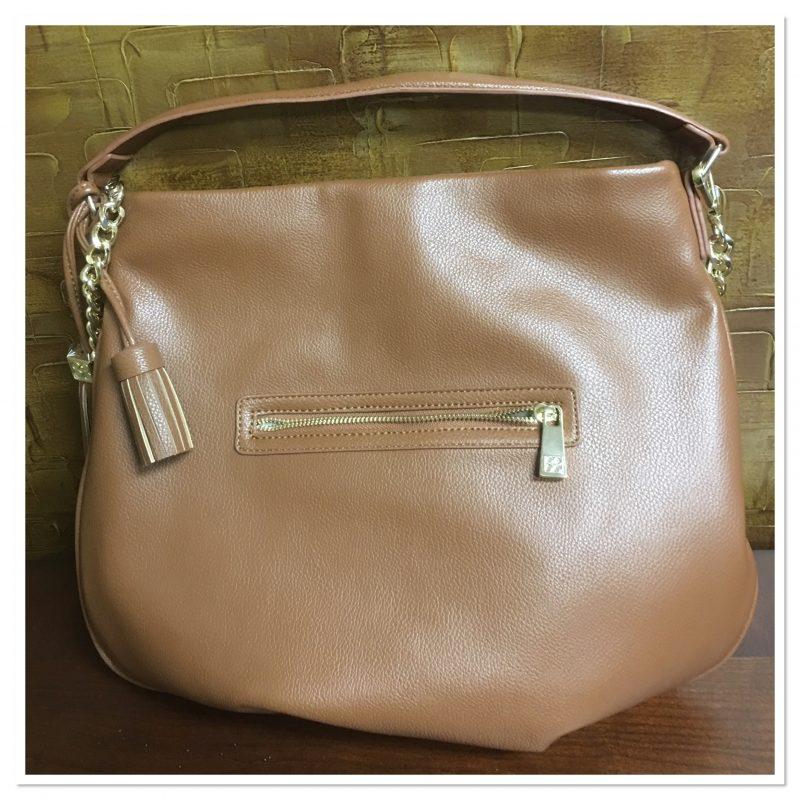 Jenny Caramel Hobo Bag by 88 Handbags