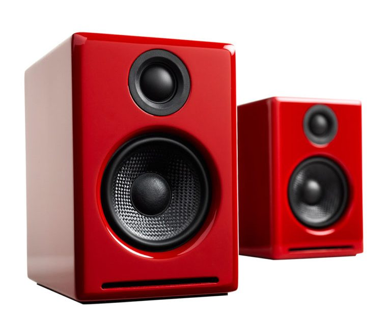 Speakers Make Everything Sound Better