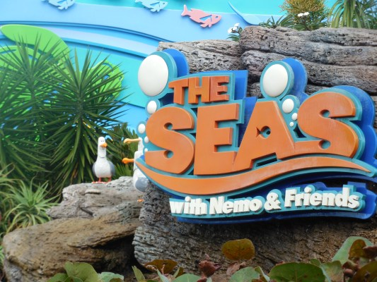 "The animatronic seagulls cry ""Mine mine mine!"" to keep things entertaining!"