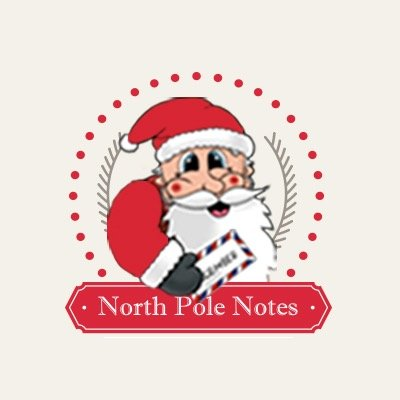 North Pole Notes Logo