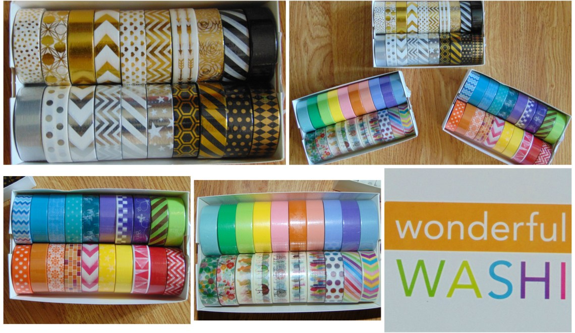 DIY Your Heart Out with Wonderful Washi