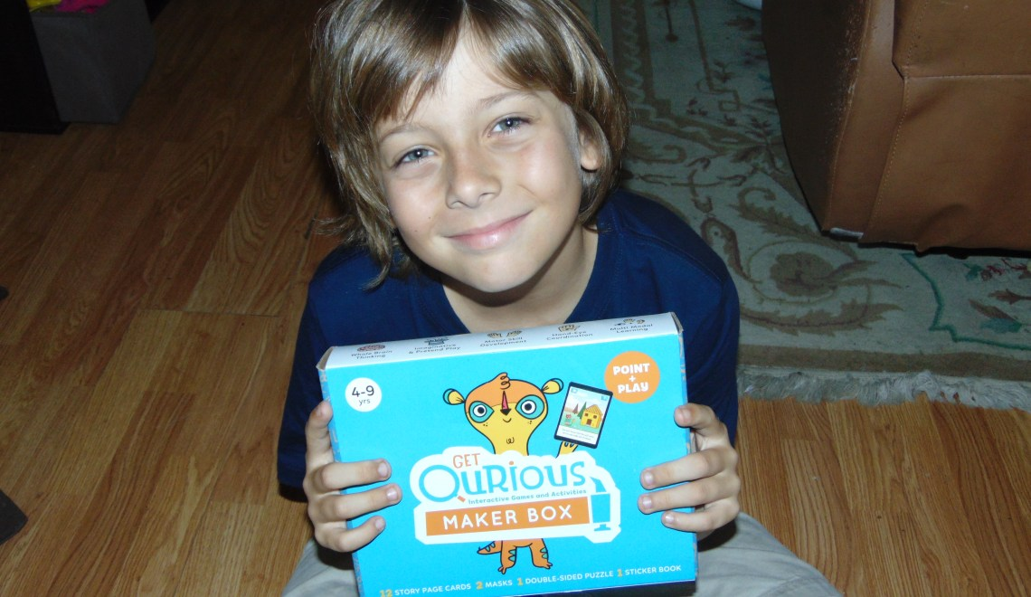 Kids: Time to Play and Get Qurious!