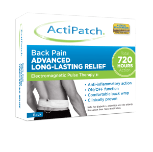 Pain Relief in a Patch