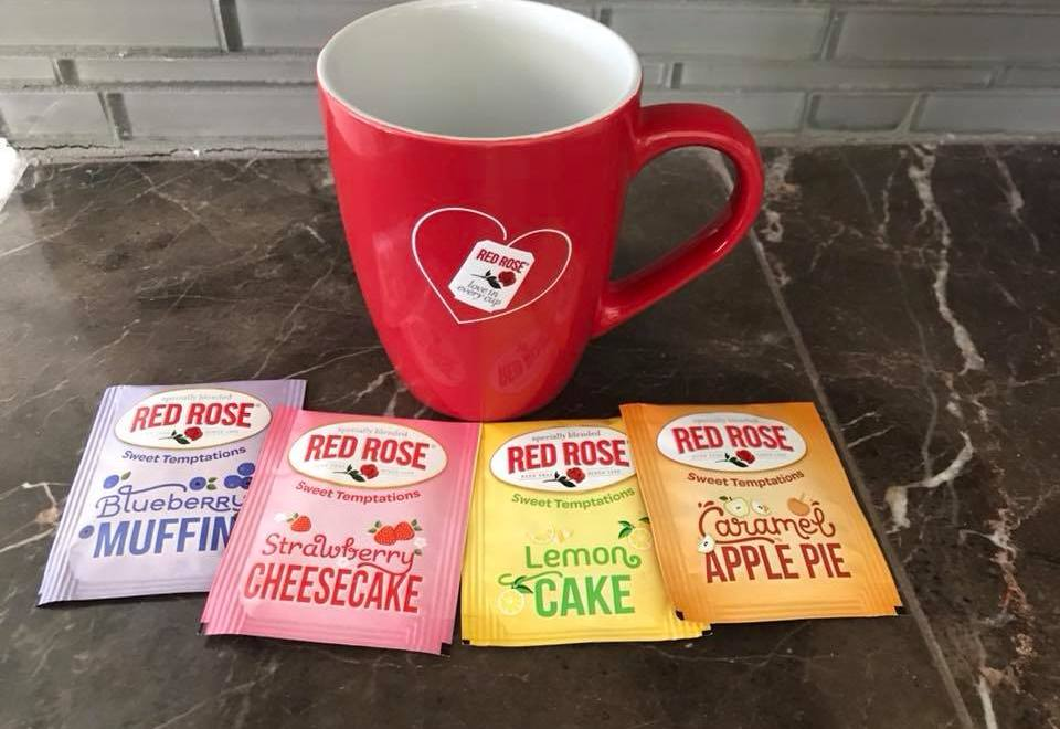 Red Rose Tea's Are Delicious