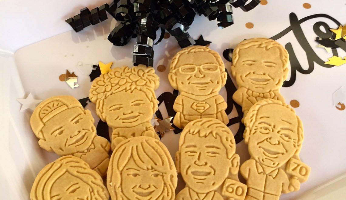 Personalized Cookies For Any Special Occasion - Parker's Crazy Cookies