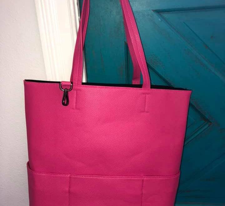 A Gift for Mother's Day with a Beautiful Tote