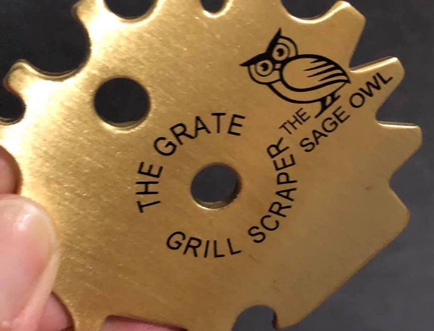 Safer Way to Clean BBQ Grills