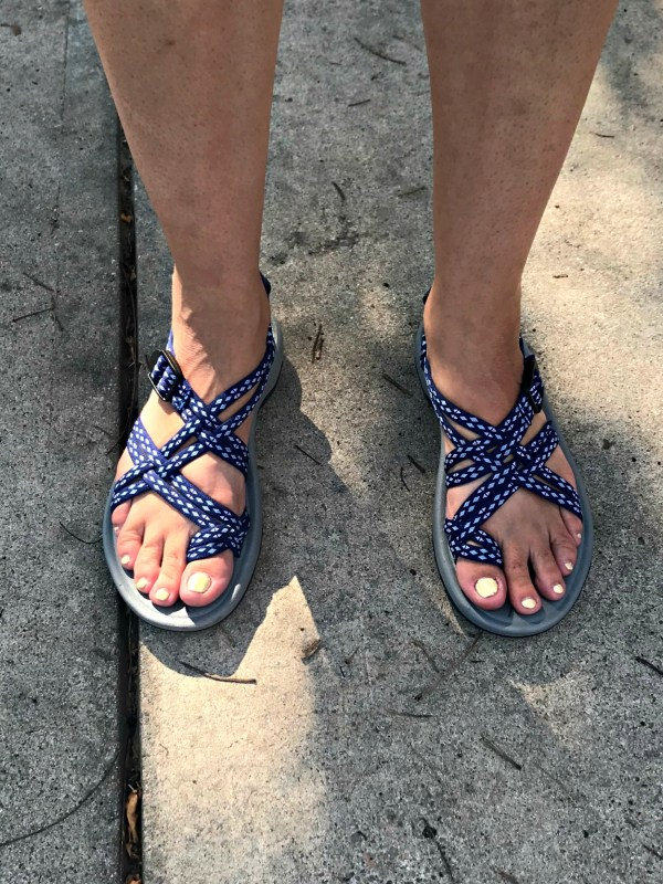 Comfortable Sandals And A Giveaway!