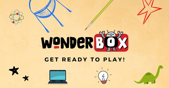 STEAM Education & Fun All In One Box!