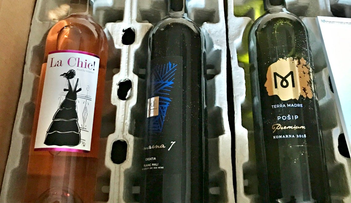 Croatian Wine For Mother's Day