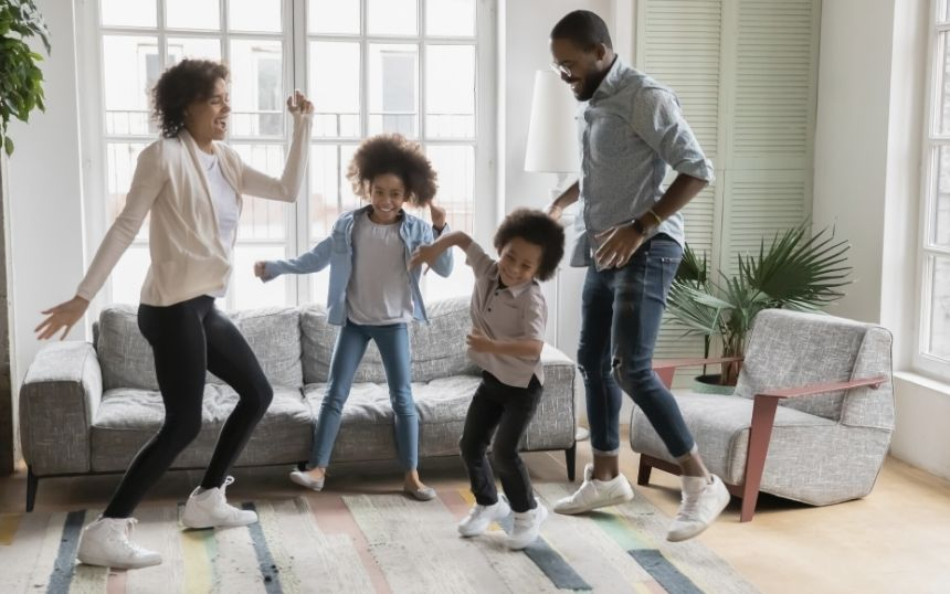 Ways to Make Exercising Fun for the Whole Family