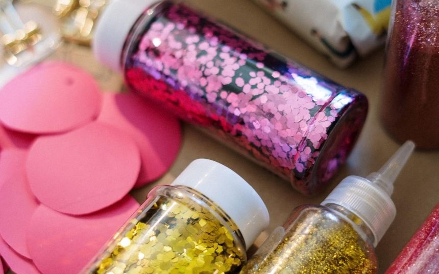 Ways To Add Sparkle To DIY Projects