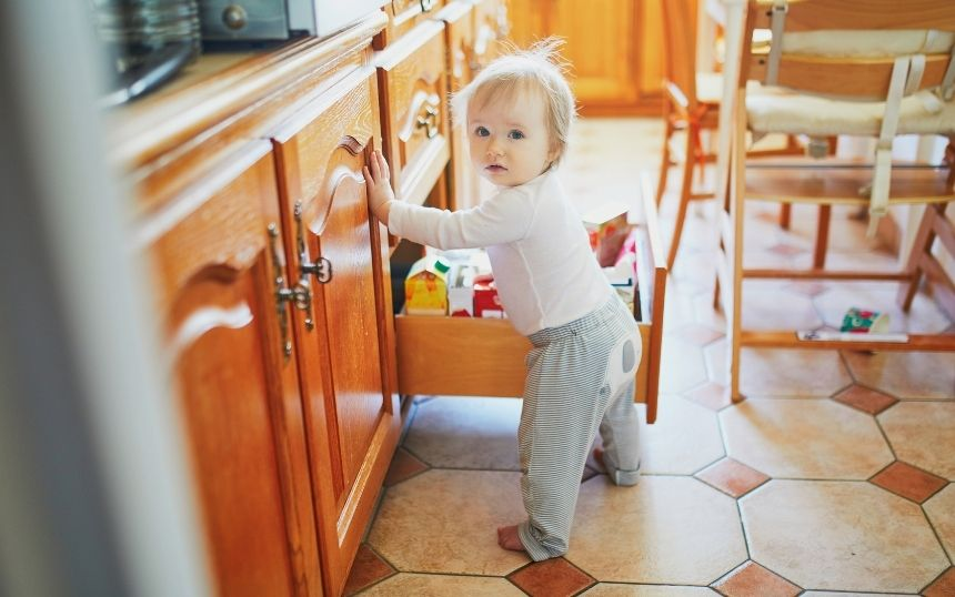 Essential Household Babyproofing Items