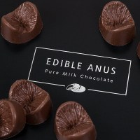 Edible Anus Chocolate