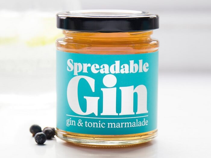 Spreadable Gin