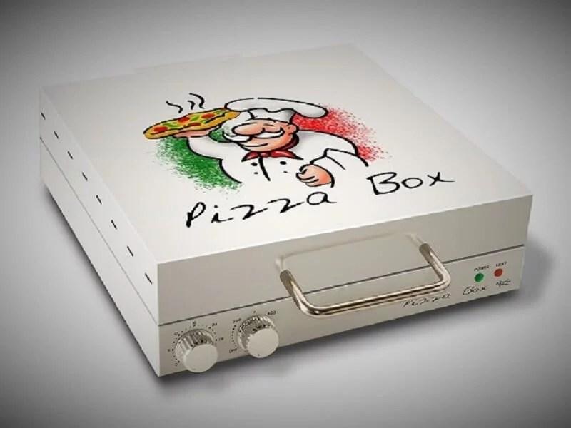 Pizza Box Oven