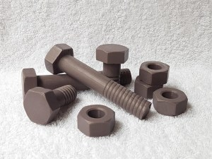 Nuts and bolts Soap gift box