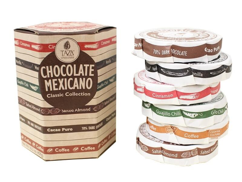 Taza Chocolate Mexicano Disc