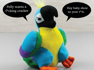Not So Pretty Polly