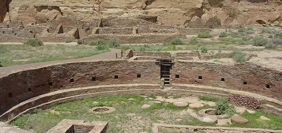 New Mexico Chaco Culture Park