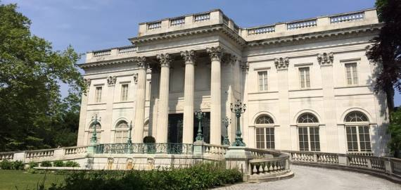 Rhode Island Marble House