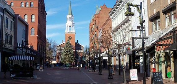 Vermont Church Street Marketplace