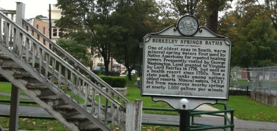West Virginia Berkley Springs
