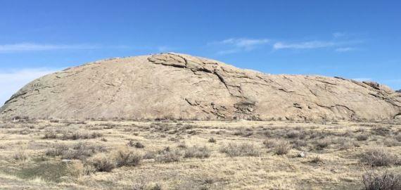 Wyoming Independence Rock