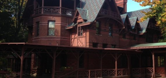 Mark Twain House Connecticut