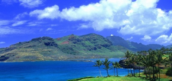 Hawaii Scenery