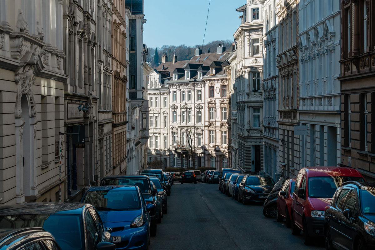 Wuppertal Nordstadt