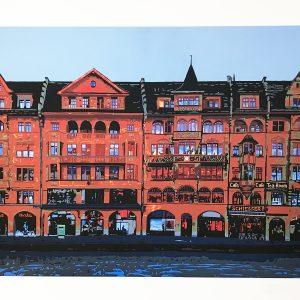 Marktplatz Basel Corman Art