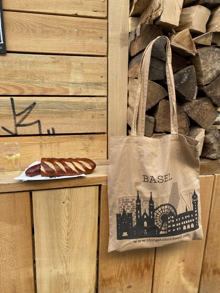 The Basel Bag Caramel