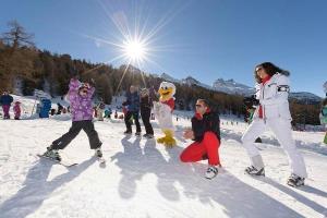Best family ski resorts near Geneva