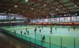 ice skating rinks geneva