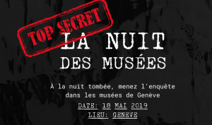 la nuit des musees geneva