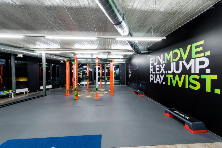 best gyms in Geneva